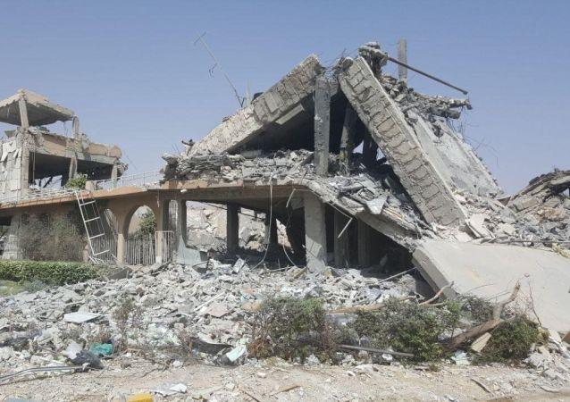 بشار اسد برای بمباران داعش به عراق مجوز داد