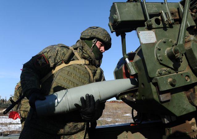 برتری توپخانه روسی بر مشابه آمریکایی به روایت ناشنال اینترست