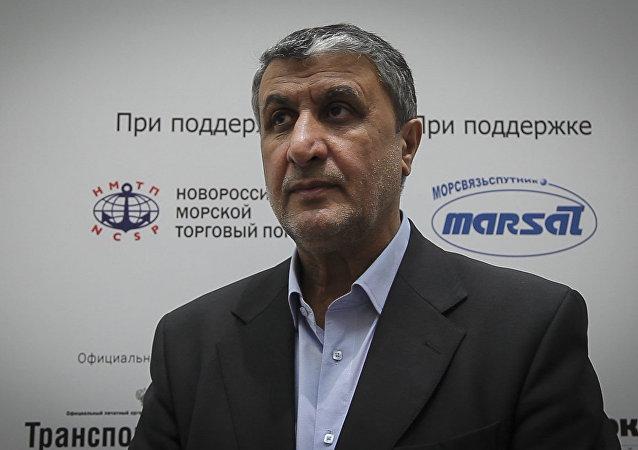 وزیر راه و شهرسازی ایران: اقدام جنگنده آمریکایی حرکت تروریستی بود