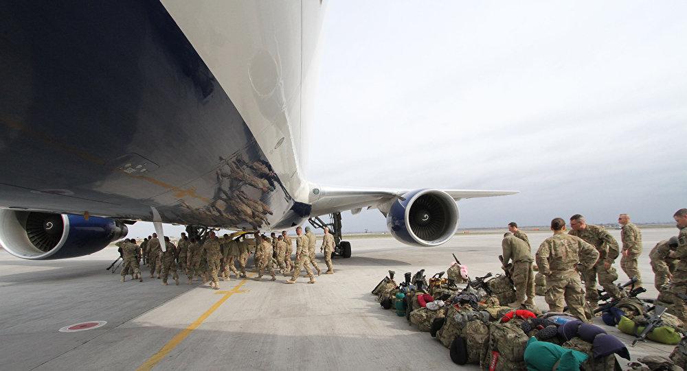 اصابت 10 موشک به پایگاه نظامی آمریکا در عراق
