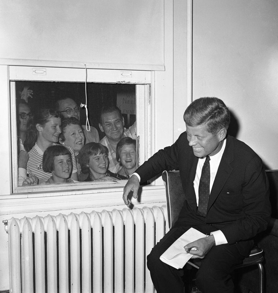 سناتور جان کندی
