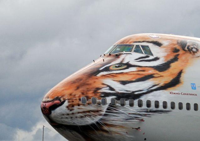هواپیمای ایرانی در بین جذابترین هواپیماهای دنیا