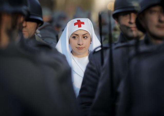 پاسخ اینستاگرامی پرستار برزیلی به وزیر بهداشت ایران +عکس