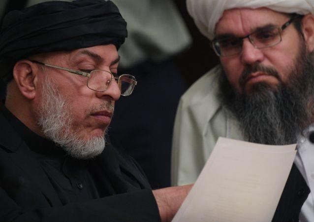 دیدار رهبران سیاسی افغانستان و طالبان در تهران