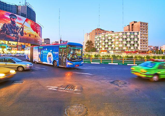 وسایل نقلیه عمومی در تهران