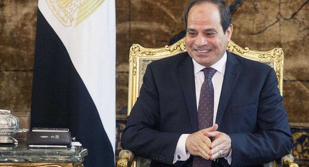 رهبر مصر صلح با اسرائیل را ستود و به پیروی از انور سادات فرا خواند