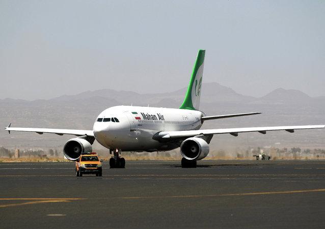 ایران پروازهای بین المللی خود به قندهار را آغاز کرد