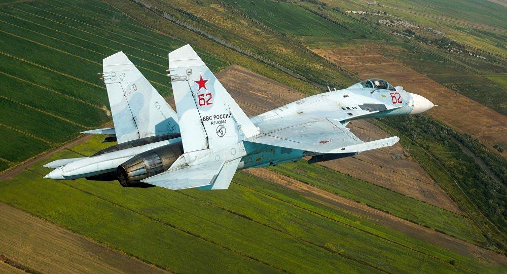 هواپیما های روسی جنگنده های بلژیکی را در نزدیکی مرزهای روسیه رهگیری کردند + فیلم