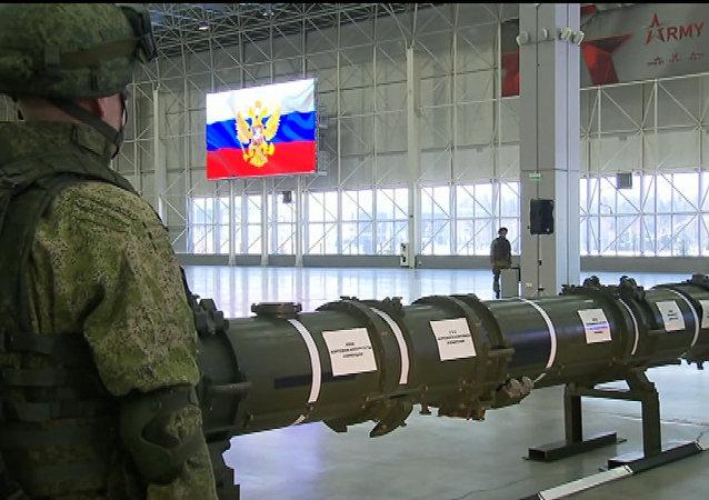 9М729 موشک روسی