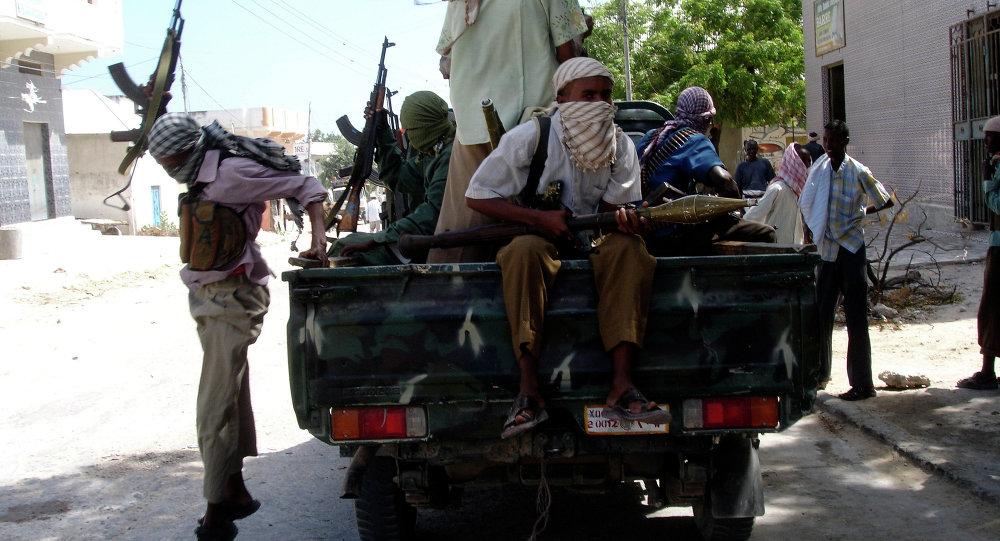 ستیزه جویان فرودگاهی را در سومالی تخریب کردند