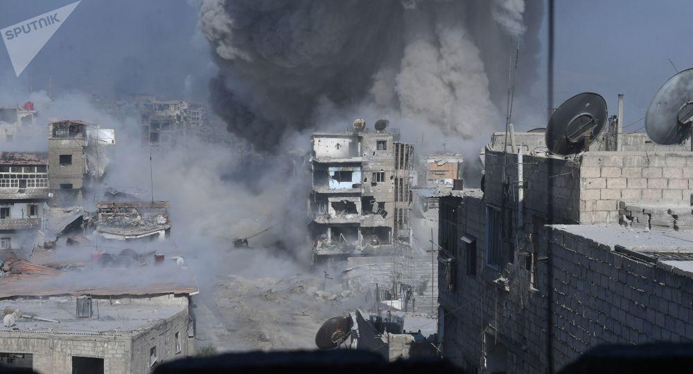 15 کشته در پی انفجار خودروی بمبگذاری شده در سوریه