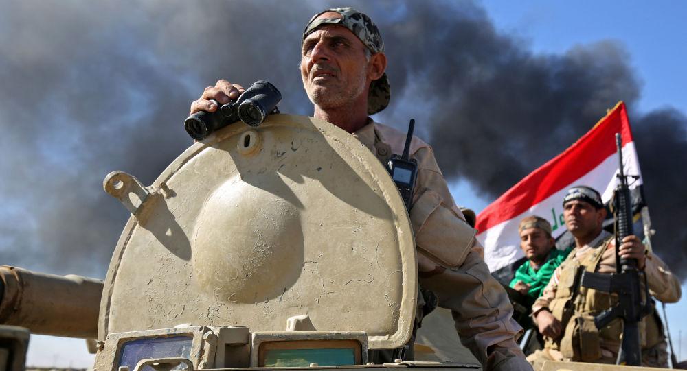 نیروهای عراقی خبر از مرگ یکی از مقامهای نظامی داعش در سامرا دادند