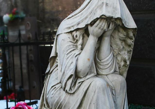 نجات زنی که زنده دفن شده بود