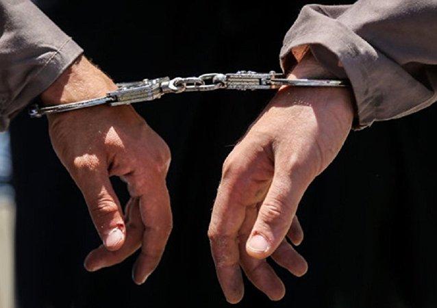 والی داعشی بغداد دستگیر شد