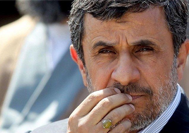 محمود احمدینژاد رئیسجمهور سابق ایران