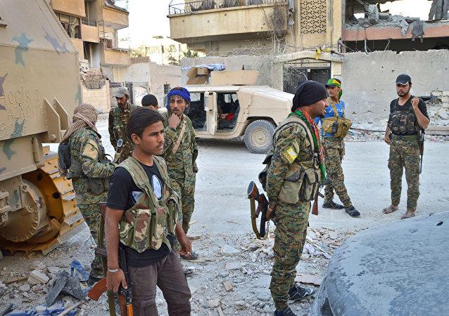 به هلاکت رسیدن دو سرکرده داعش در سوریه
