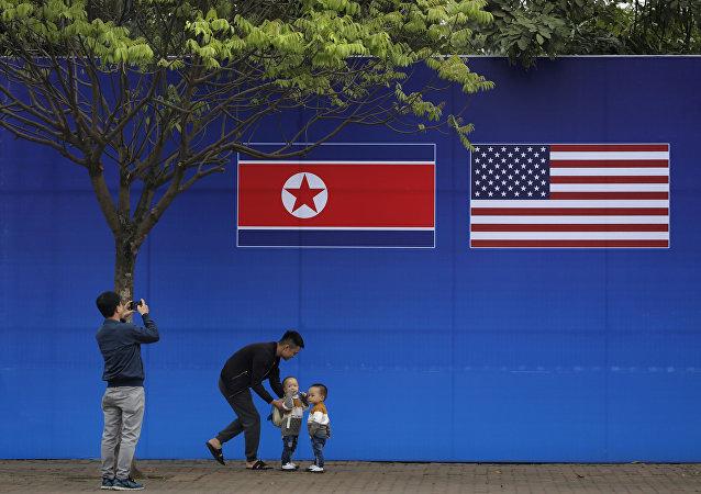 تهدید حمله نظامی آمریکا به کره شمالی