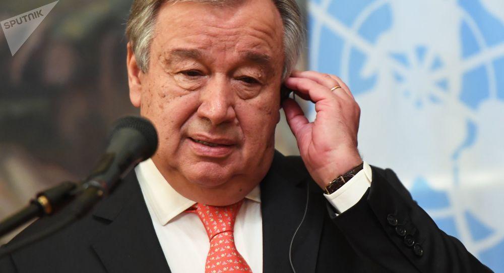 دبیرکل سازمان ملل: همهگیری موجب نقض حقوق بشر شده است