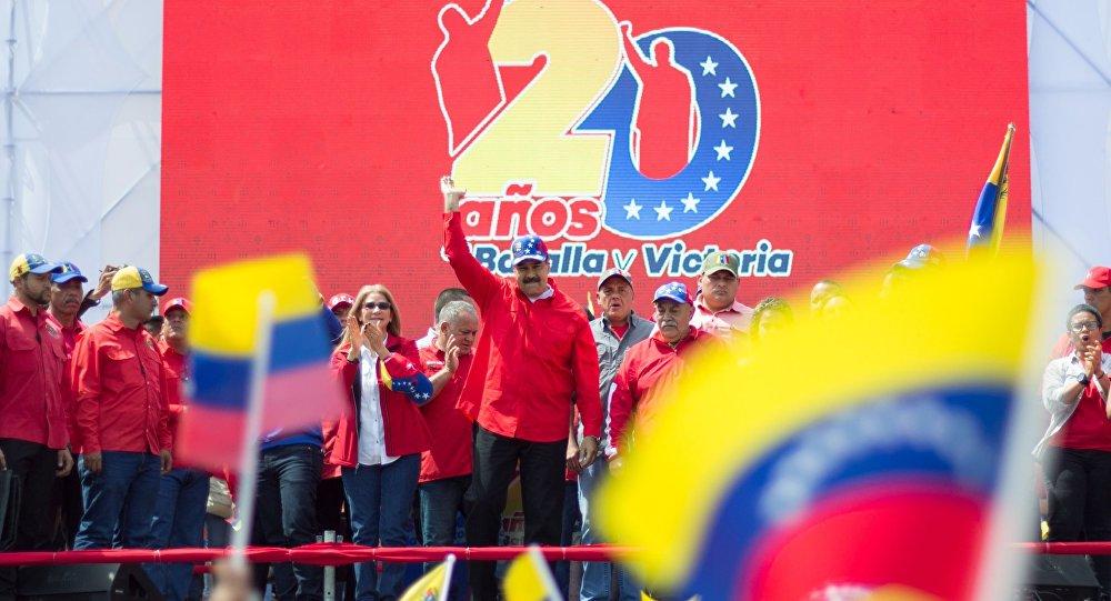 معرفی مقصران قطع برق در ونزوئلا
