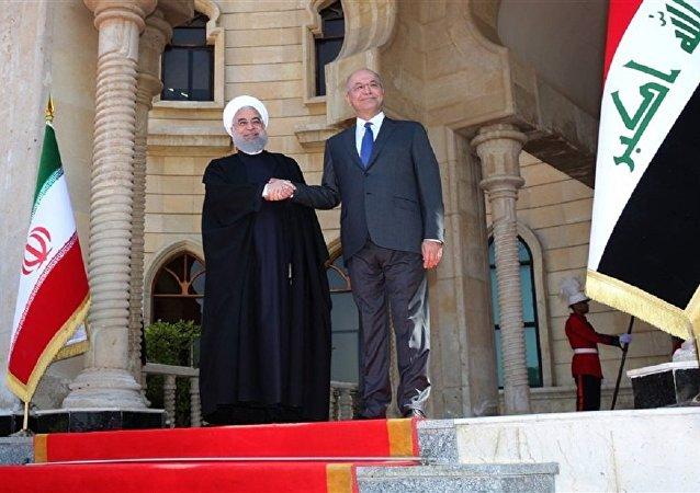 سفر حسن روحانی، رئیس جمهور ایران به عراق