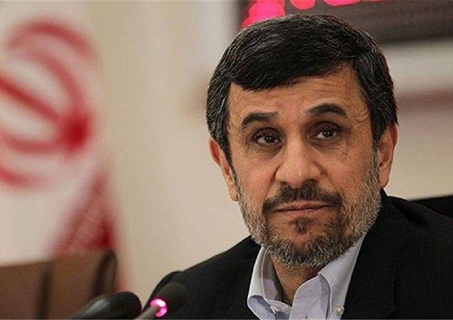 نامه محمود احمدی نژاد به ولیعهد عربستان