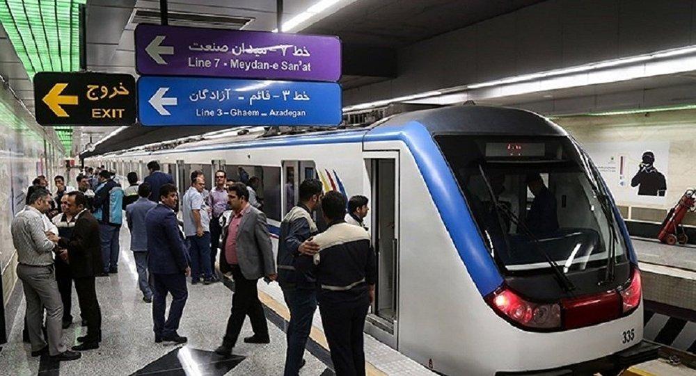 آغاز واکسیناسیون کارکنان متروی تهران از فردا