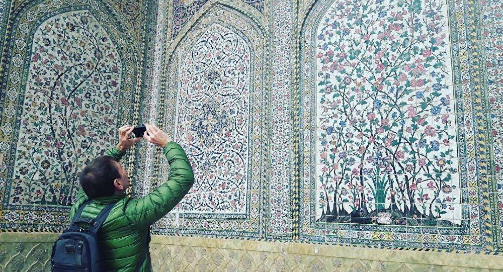 توریست خارجی در ایران