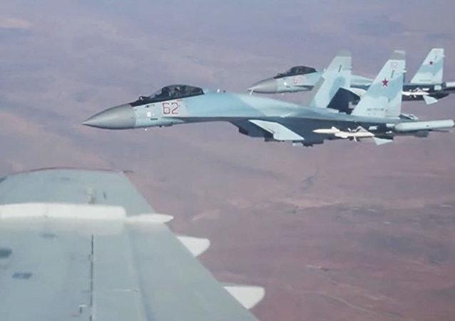 آغاز تولید جنگنده های سوخو ـ 35 در روسیه برای صادرات آنها  به مصر