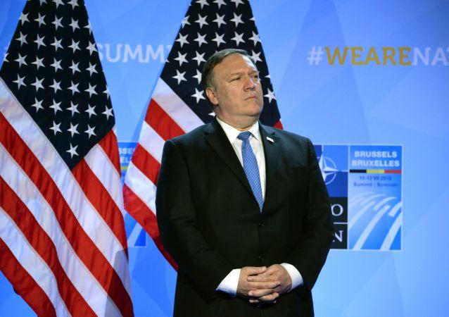 پمپئو: آمریکا شواهدی از پنهان کاری چین درباره کرونا در اختیار دارد