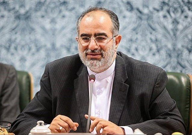 مشاور رئیسجمهور ایران: این جمهوری اسلامی ایران است که میماند