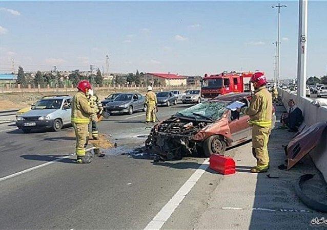 سانحه رانندگی مرگبار در محور سراوان به فومن