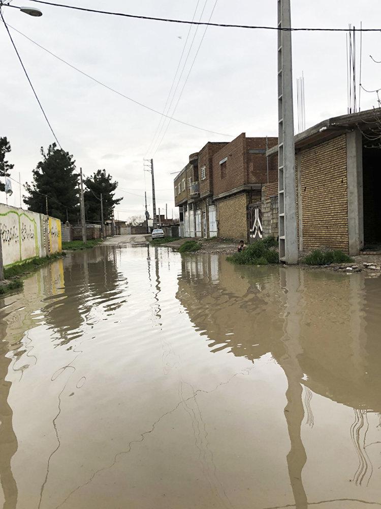 در خوزستان حالت فوق العاده اعلام شد