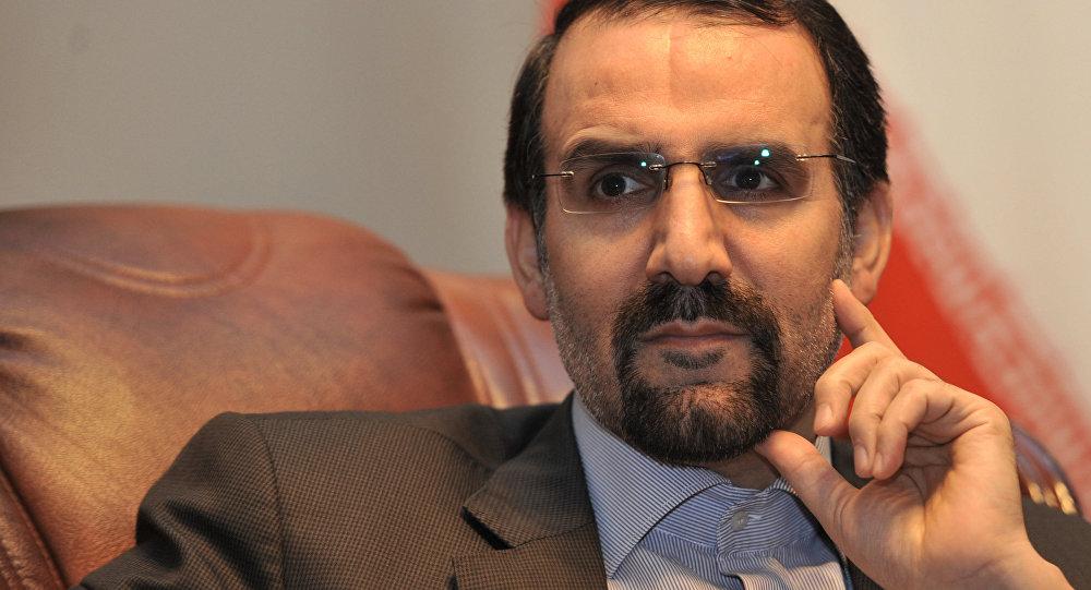 پیام مهدی سنایی، سفیر ایران در روسیه