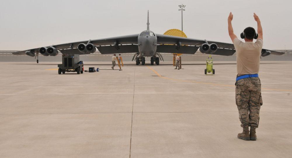 آمریکا در عراق برای بمب افکنهای بی 52 خود پایگاه هوایی میسازد