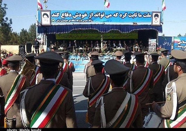 دومین روز برگزاری مرحله نهایی رزمایش مشترک پیامبر در ایران