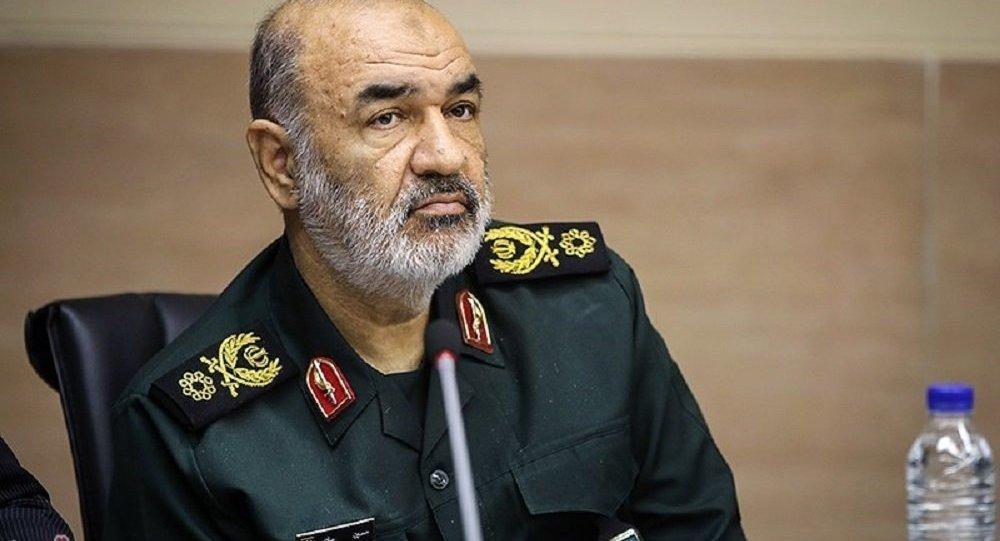 حسین سلامی،فرمانده کل سپاه پاسداران