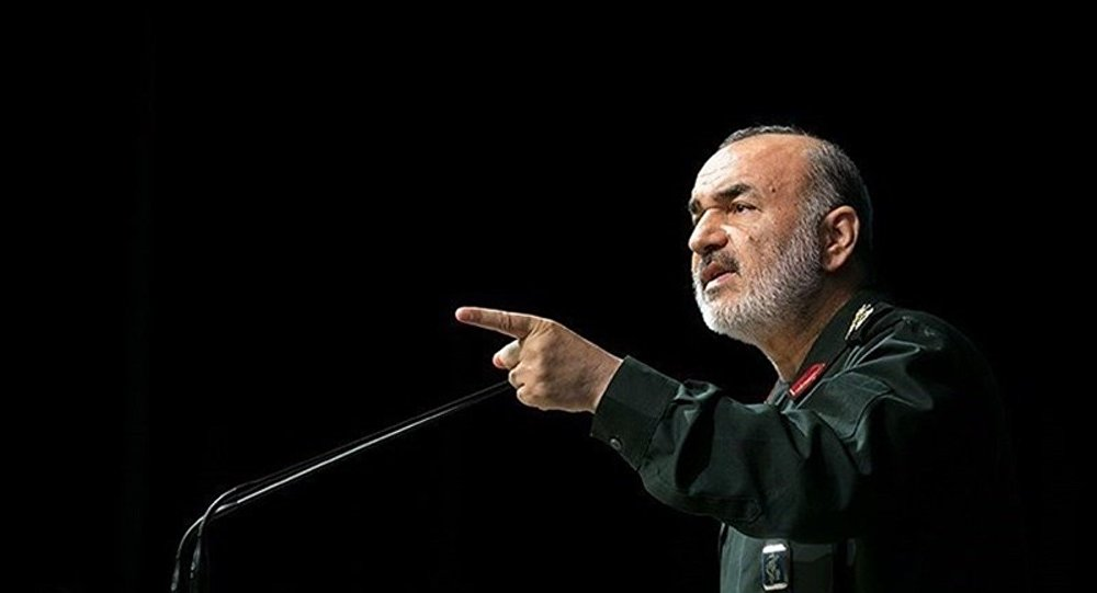 واکنش فرمانده سپاه به ترور دانشمند هسته ای ایران