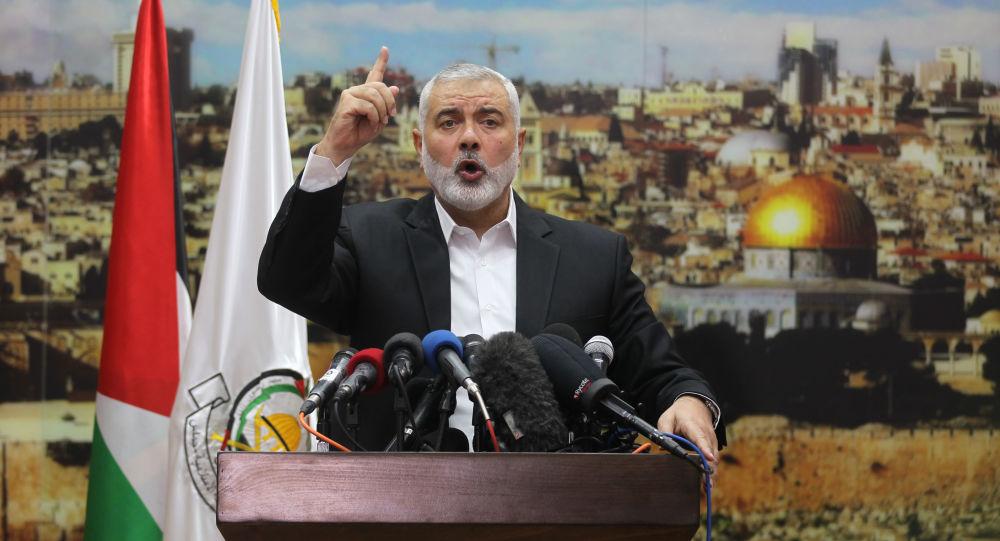 حماس و فتح برای مقابله با معامله قرن همکاری می کنند