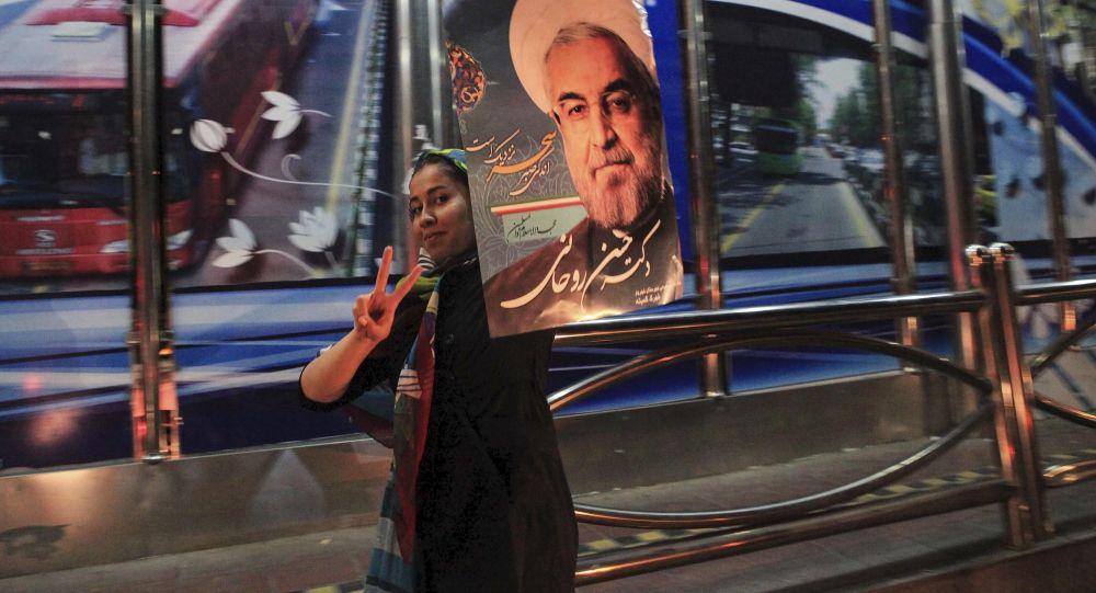 یکی از خیابان های تهران