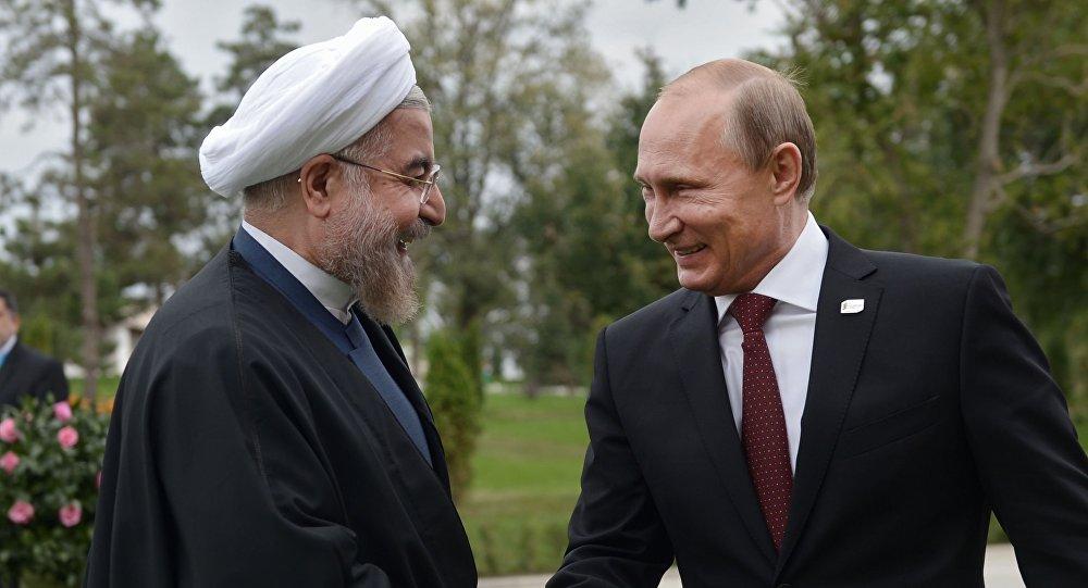 روحانی: همکاری ایران و روسیه بیش از گذشته ضروری شده است