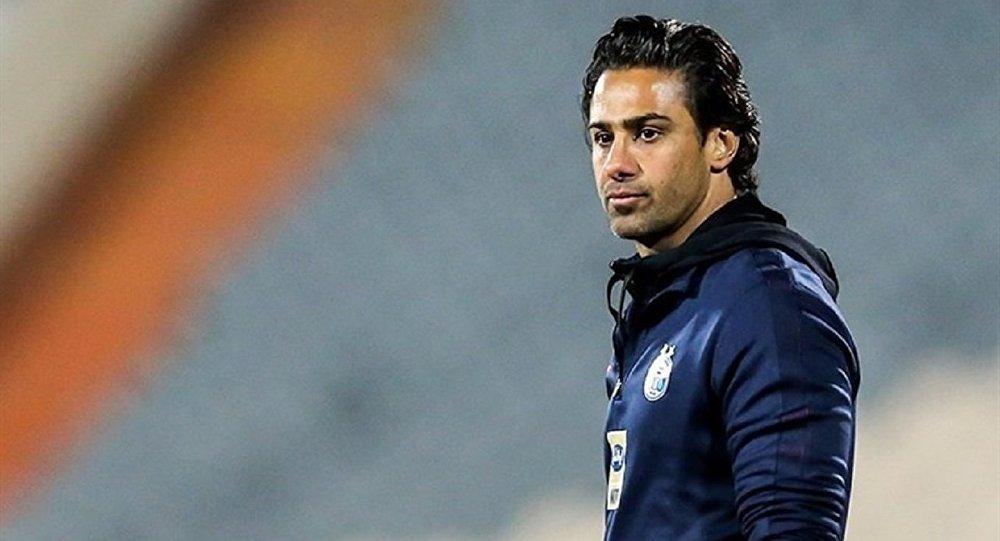 فرهاد مجیدی از هرگونه فعالیت در حوزه فوتبال منع شد
