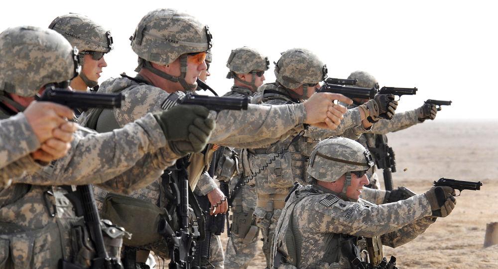 کاهش کمک آمریکا به عراق در صورت تقاضای خروج نیروهایش