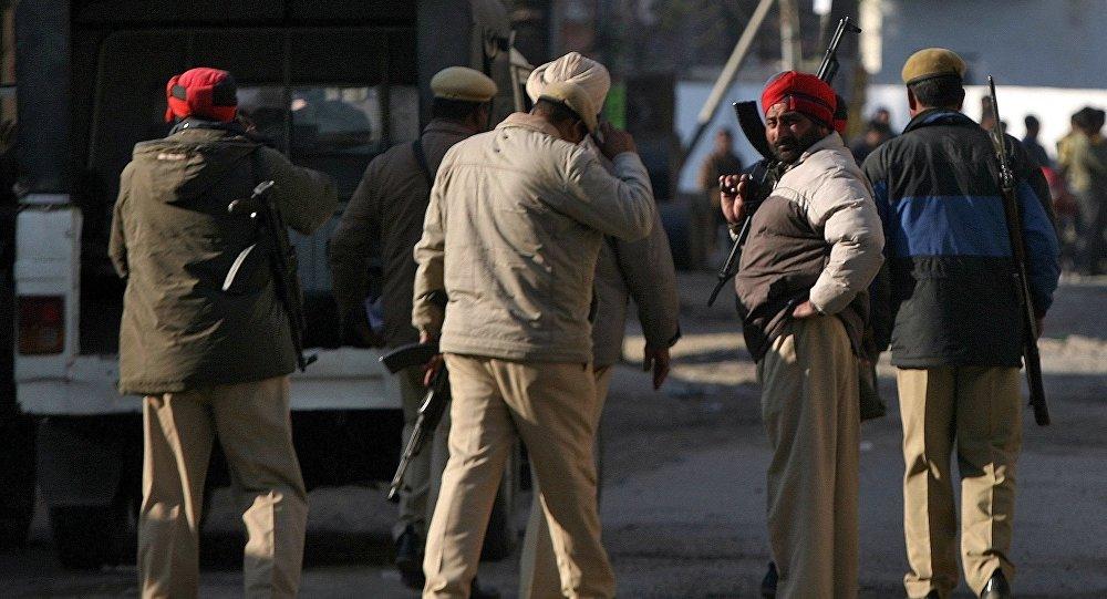 پلیس در هند