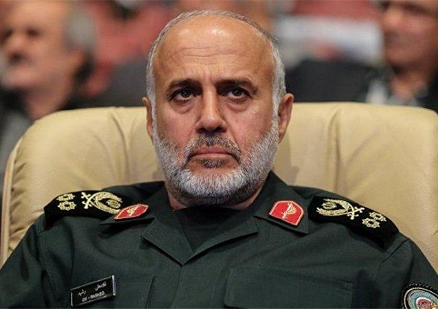 سردار رشید: بیشترین انطباق را در رزمایش مدافعان آسمان دیدیم
