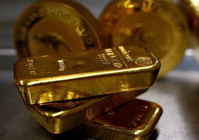 روسیه در مکان اول خریداران طلا در جهان