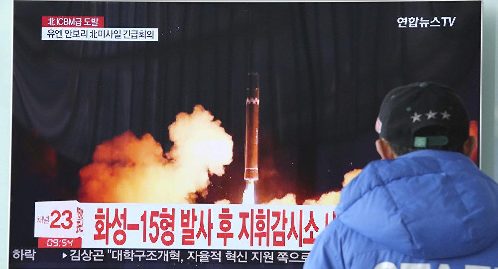 کره شمالی در آستانه ساخت موشک دور برد هسته ای