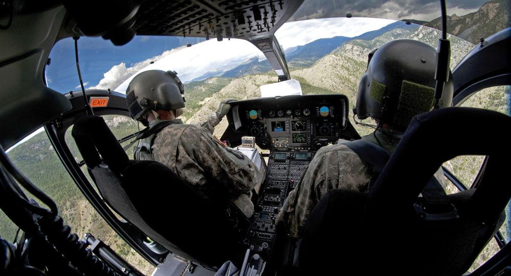 آموزش خلبانان آمریکایی برای جنگ با روسیه