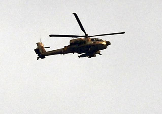 حمله موشکی بالگرد های اسرائیل به سوریه