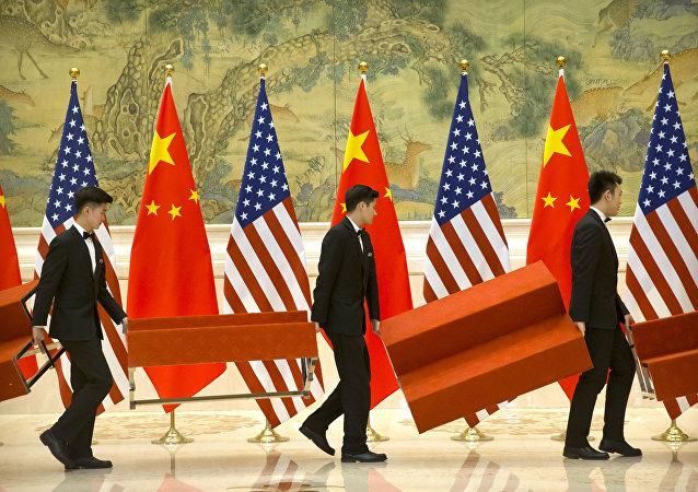 آمریکایی چینی تبار