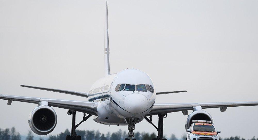 فرود اضطراری هواپیمای کویتی به دلیل تهدید بمبگذاری